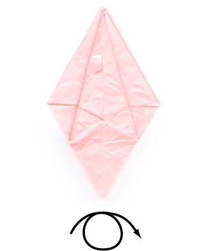 Лилия поделка из бумаги 16