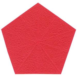 Роза в технике оригами 2