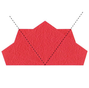 Роза в технике оригами 4