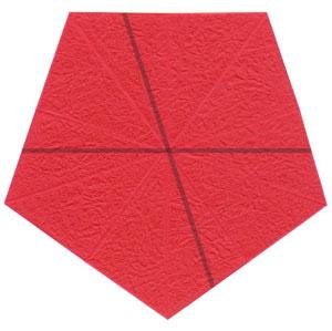 Роза в технике оригами 7