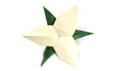 Триллиум оригами 42