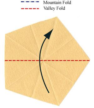 бамия оригами 3