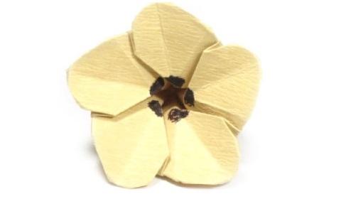 бамия оригами 30