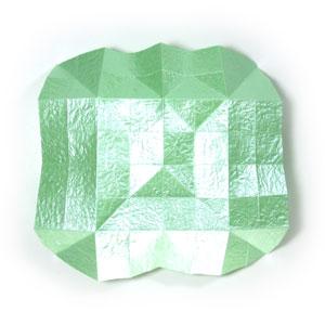 бумажная лягушка 11