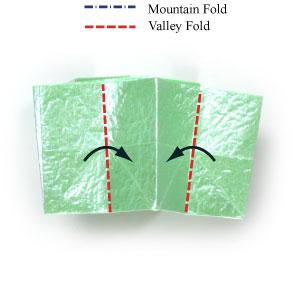 бумажная лягушка 18