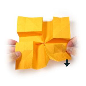 красивая роза оригами 37