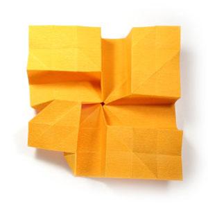 красивая роза оригами 40