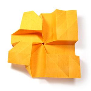 красивая роза оригами 42