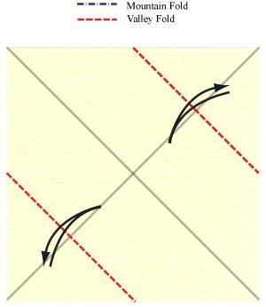 лилия из бумаги 4