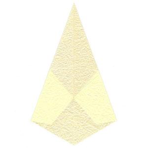 лилия оригами из бумаги 11