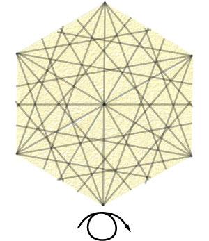 лилия оригами из бумаги 16
