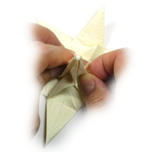 лилия оригами из бумаги 36
