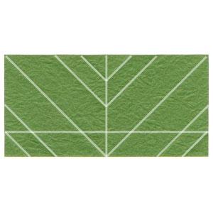листочек оригами из бумаги 10