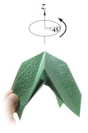 лист поделка 14