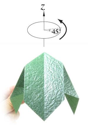 лист поделка 6