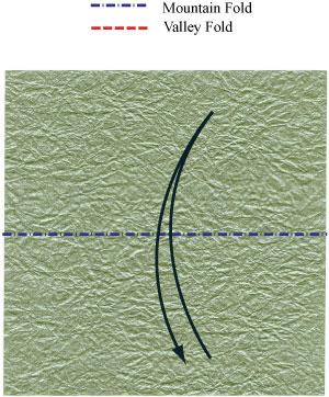 лягушка из бумаги 4