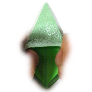 лягушка оригами 13