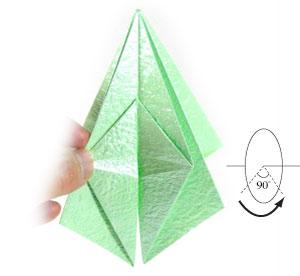 лягушка оригами 20