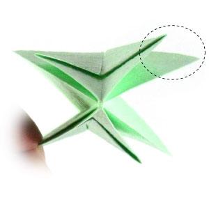 лягушка оригами 21