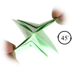 лягушка оригами 22