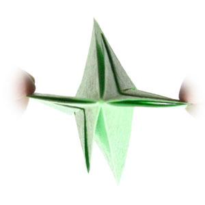 лягушка оригами 23