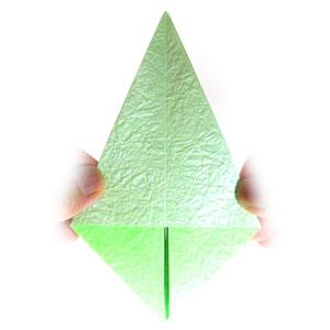 лягушка оригами 26