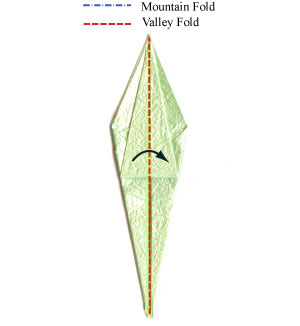 лягушка оригами 38