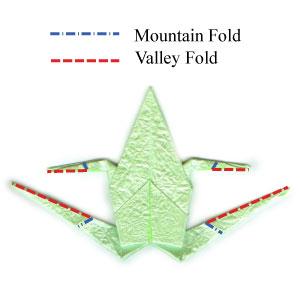 лягушка оригами 45