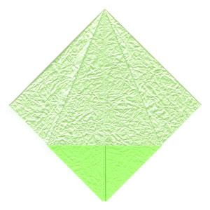 лягушка оригами 5