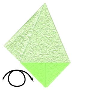 лягушка оригами 9