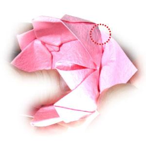 поделка из бумаги лотос 29