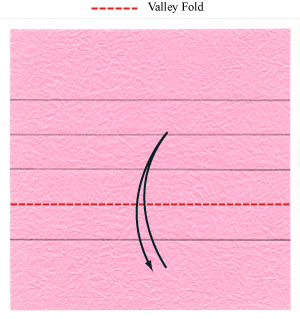 поделка из бумаги роза 10