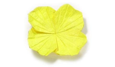 примула оригами 35