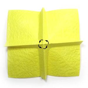 примула оригами 9