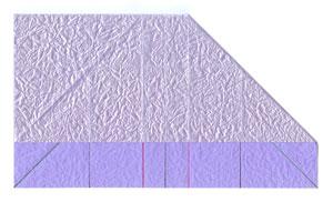 роза оригами из бумаги 18