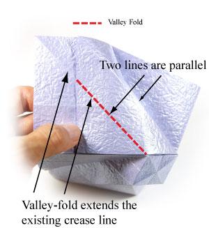роза оригами из бумаги 30