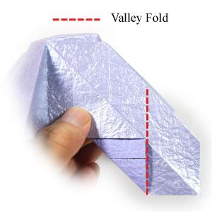 роза оригами из бумаги 37