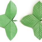 Тройной лист