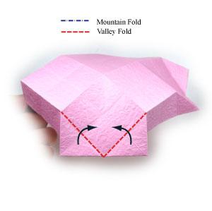 чаша оригами 20