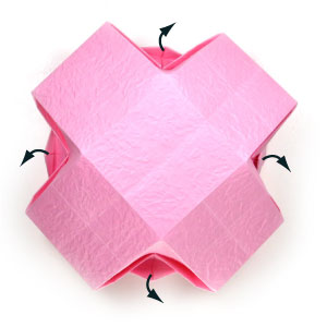 чаша оригами 22