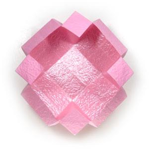 чаша оригами 24