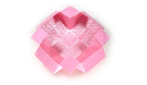 чаша оригами 25а