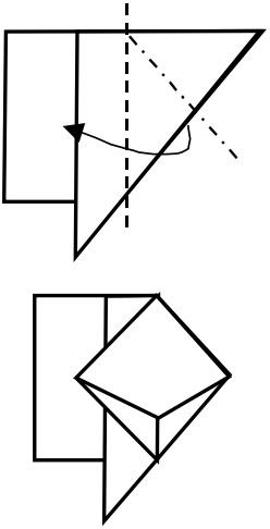 козёл оригами 11
