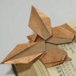 Закладка-бабочка