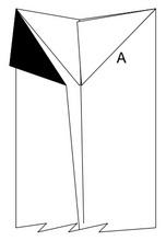 доллар оригами 5