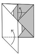 инь янь оригами 10