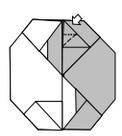 инь янь оригами 12