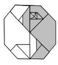 инь янь оригами 13