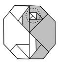 инь янь оригами 14