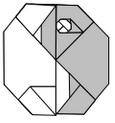 инь янь оригами 17